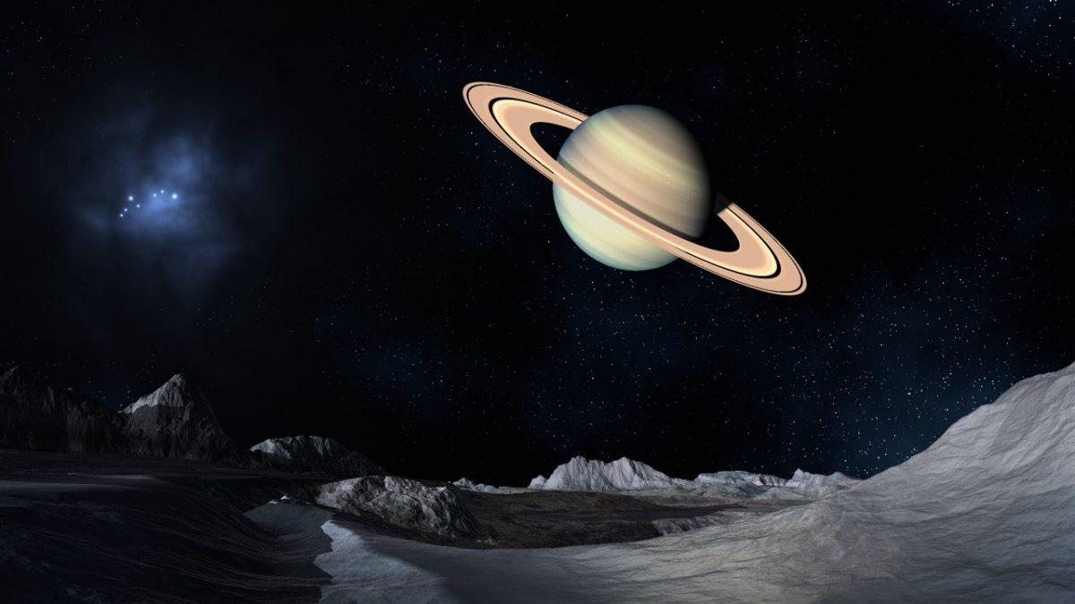 De qué están Hechos los Anillos de Saturno