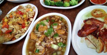 restaurante sabores etnicos
