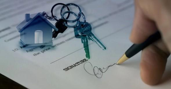 firmar casa