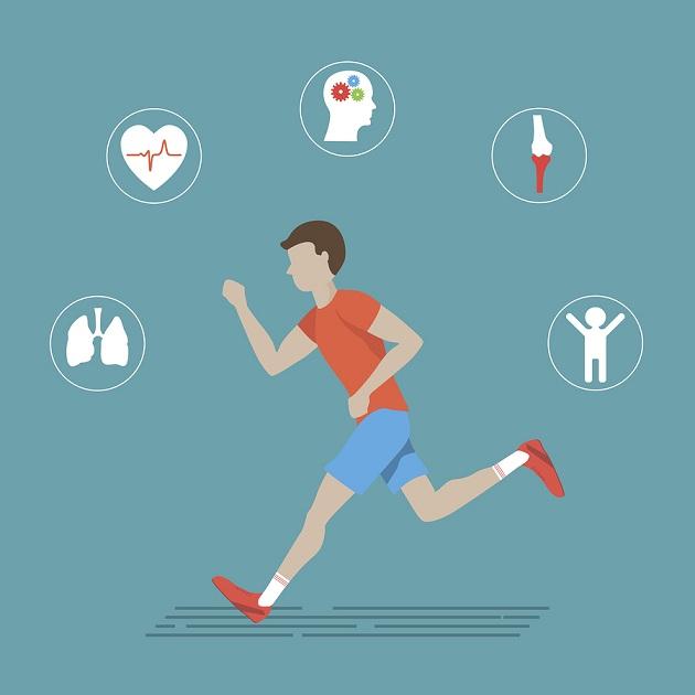 el deporte bueno para la salud